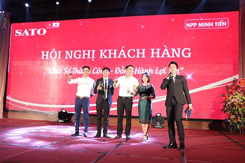 """Hội nghị khách hàng tại Bắc Ninh: """"Chia sẻ thành công - Đồng hành lợi ích"""" - Ảnh 2"""