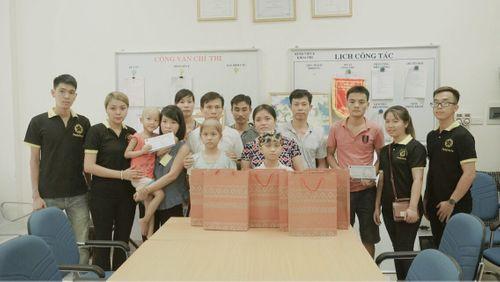 TocoToco đón Trung thu cùng các trẻ em tại khoa Nhi bệnh viện K Tân Triều - Ảnh 1