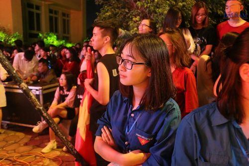 """Dàn trai xinh, gái đẹp ĐH Đại Nam """"náo loạn"""" đêm Gala Chào tân sinh viên K12 - Ảnh 11"""