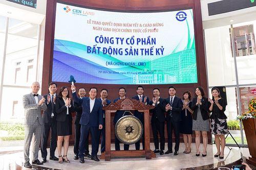 50 triệu cổ phiếu CRE của CENLAND chính thức chào sàn Hose - Ảnh 1