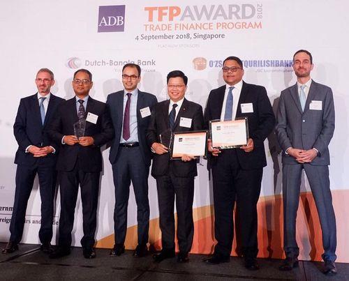 ADB vinh danh TPBank là ngân hàng có Tài trợ thương mại xuất sắc nhất cho Doanh nghiệp SME - Ảnh 1
