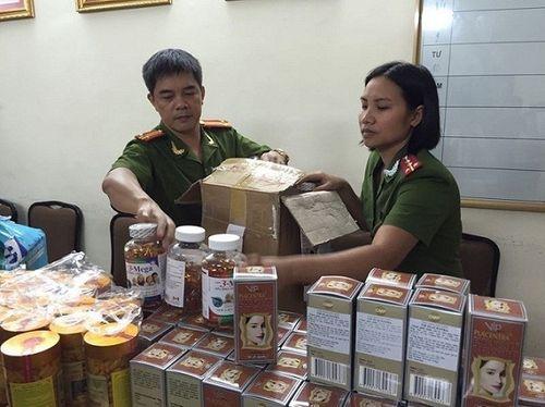 Tăng cường đấu tranh chống buôn lậu nhóm hàng dược phẩm, mỹ phẩm - Ảnh 2