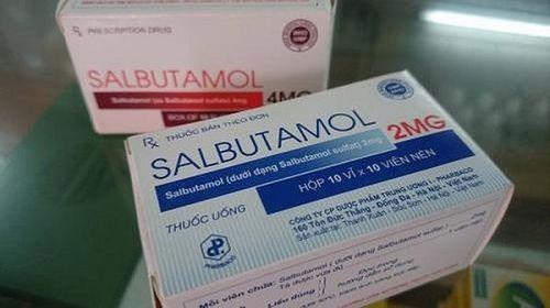 Thuốc có chứa Salbutamol nguy cơ phải dùng thuốc nhập khẩu giá cao - Ảnh 1