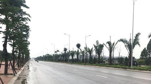 Thi công thần tốc tại tuyến đường trục phía Nam Hà Nội - Ảnh 1