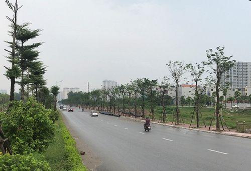 Thi công thần tốc tại tuyến đường trục phía Nam Hà Nội - Ảnh 2