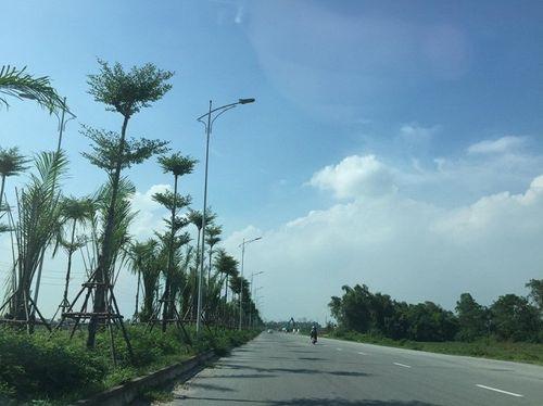 Thi công thần tốc tại tuyến đường trục phía Nam Hà Nội - Ảnh 3