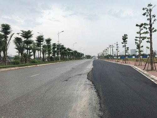 Thi công thần tốc tại tuyến đường trục phía Nam Hà Nội - Ảnh 6