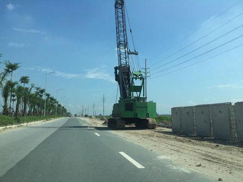 Thi công thần tốc tại tuyến đường trục phía Nam Hà Nội - Ảnh 8