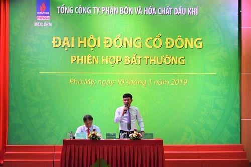 Ông Nguyễn Tiến Vinh được bầu làm Chủ tịch HĐQT, ông Lê Cự Tân làm Tổng giám đốc PVFCCo - Ảnh 1