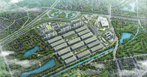Him Lam Green Park  – Đô thị hoàn chỉnh tiên phong tại Bắc Ninh - Ảnh 1