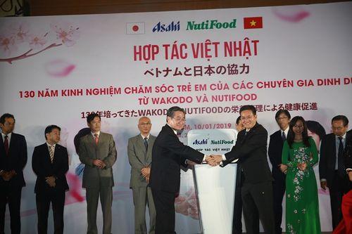 Sắp có sản phẩm dinh dưỡng trẻ em số 1 Nhật Bản cho trẻ Việt - Ảnh 1