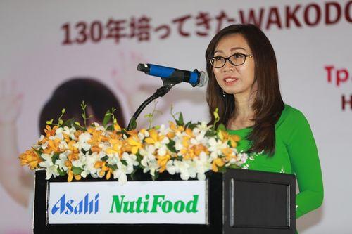 Sắp có sản phẩm dinh dưỡng trẻ em số 1 Nhật Bản cho trẻ Việt - Ảnh 2