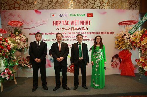 Sắp có sản phẩm dinh dưỡng trẻ em số 1 Nhật Bản cho trẻ Việt - Ảnh 3