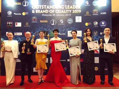 Công ty TNHH Thương mại Mai Vũ vinh dự nhận giải Cúp vàng Thương hiệu Chất lượng châu Á Thái Bình Dương - Ảnh 1