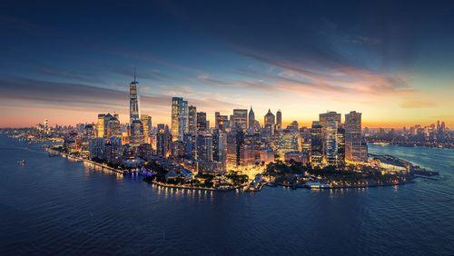 """Cuộc sống trong mơ - Từ Manhattan nước Mỹ đến """"Manhattan"""" Sài Gòn - Ảnh 1"""