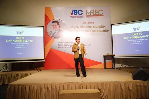 """Hơn 200 lãnh đạo cộng đồng doanh nhân cùng tham gia Hội thảo """"Chia sẻ kinh nghiệm quản trị doanh nghiệp""""  - Ảnh 2"""