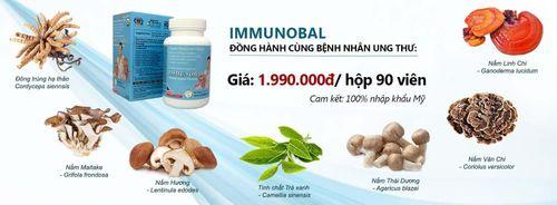 Hợp chất Beta glucan trong immunobal là gì mà lại tốt cho bệnh nhân ung thư đến vậy? - Ảnh 5