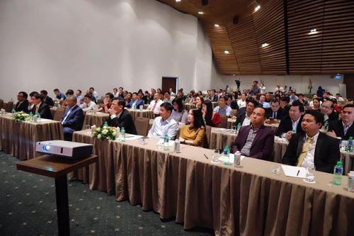 """Hơn 200 lãnh đạo cộng đồng doanh nhân cùng tham gia Hội thảo """"Chia sẻ kinh nghiệm quản trị doanh nghiệp""""  - Ảnh 1"""