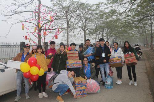 Tết Đoàn viên xúc động, ấm tình người tại Trại phong Xuân Mai - Ảnh 2