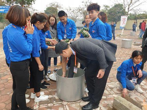Tấm bánh nghĩa tình ĐH Đại Nam mùa 8: Hoàn thiện nhân cách cho sinh viên từ những hoạt động thiện nguyện - Ảnh 10