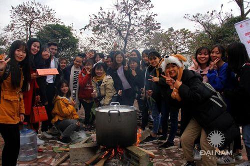 Tấm bánh nghĩa tình ĐH Đại Nam mùa 8: Hoàn thiện nhân cách cho sinh viên từ những hoạt động thiện nguyện - Ảnh 13