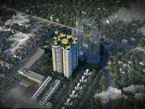 Skyview Plaza – Giải tỏa cơn khát bất động sản trục đường Giải Phóng - Ảnh 1