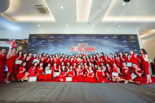 Đại tiệc Phượng Hoàng Lửa của  Bio Cosmetics lộng lẫy với concept đỏ - Ảnh 1