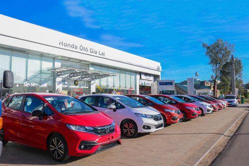Honda Ô tô Gia Lai, nhìn lại chặng đường 1 năm - Ảnh 1