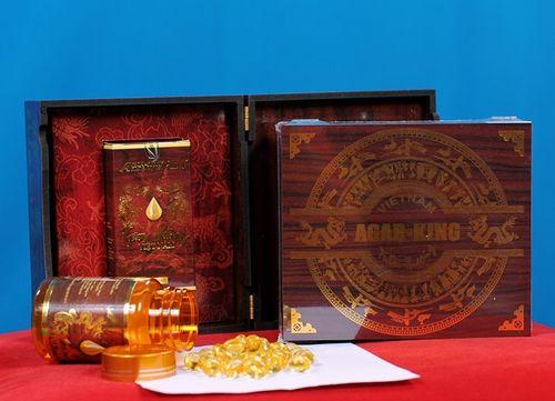 Nhãn hiệu Agarking và Agarking Plus vinh dự lọt top 10 sản phẩm Vàng vì sức khỏe cộng đồng tốt nhất Việt Nam - Ảnh 1