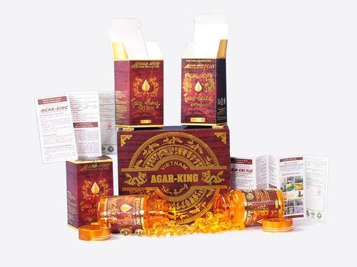 Nhãn hiệu Agarking và Agarking Plus vinh dự lọt top 10 sản phẩm Vàng vì sức khỏe cộng đồng tốt nhất Việt Nam - Ảnh 2