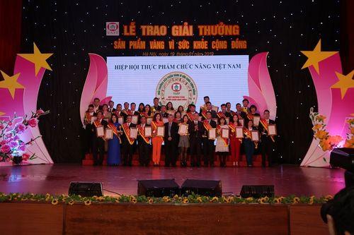 Nhãn hiệu Agarking và Agarking Plus vinh dự lọt top 10 sản phẩm Vàng vì sức khỏe cộng đồng tốt nhất Việt Nam - Ảnh 3