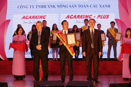 Nhãn hiệu Agarking và Agarking Plus vinh dự lọt top 10 sản phẩm Vàng vì sức khỏe cộng đồng tốt nhất Việt Nam - Ảnh 4