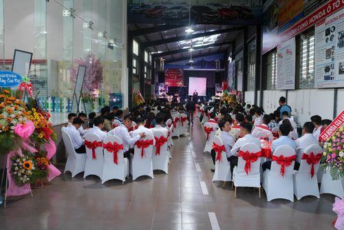 Honda Ôtô Gia Lai – Tưng bừng tổ chức lễ kỷ niệm sinh nhật 1 năm và tất niên 2018 - Ảnh 4