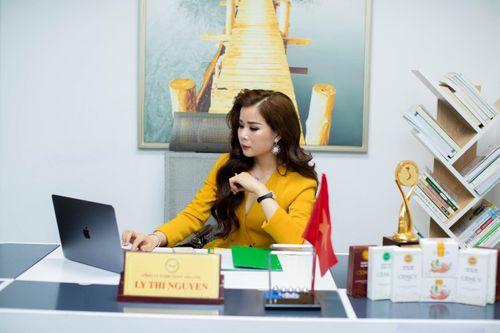 Nữ doanh nhân Ly Nguyễn chia sẻ bí quyết để thành công - Ảnh 1