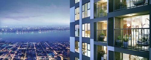 """Giải mã lí do căn hộ """"City view"""" tại Imperia Sky Garden hút khách - Ảnh 2"""