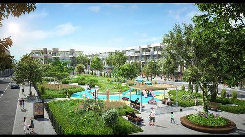 """Him Lam Green Park - Xây dựng đô thị """"xanh"""" từ chính cộng đồng cư dân  - Ảnh 1"""
