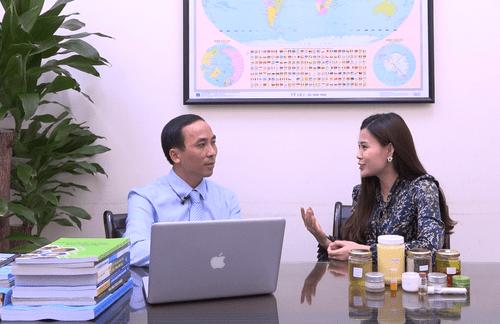 MC Thu Quỳnh: Tự hào khi lần đầu tiên Việt Nam ứng dụng công nghệ Nano Curcumin Trắng vào sản xuất mỹ phẩm - Ảnh 1
