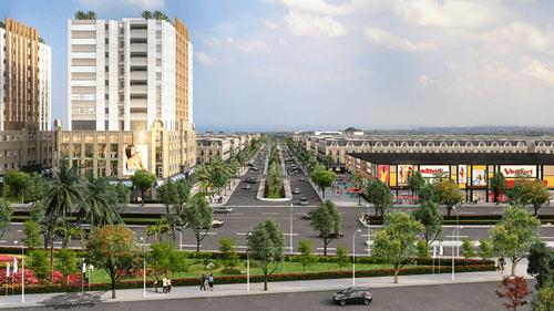Uông Bí New City đột phá giá trị gia tăng nhờ quy hoạch mới - Ảnh 1