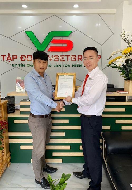 Ông Trần Trọng Quy chính thức nhận bổ nhiệm Giám đốc Phát triển Thị trường tại Tập đoàn VSETGROUP - Ảnh 1