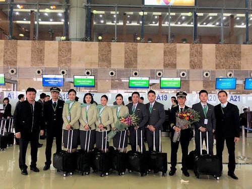 Nhận chứng chỉ AOC, Bamboo Airways chính thức được quyền bay thương mại - Ảnh 1