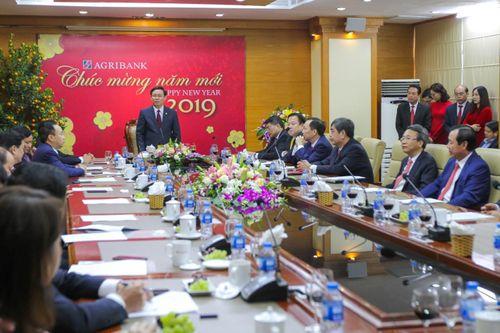"""Phó Thủ tướng Vương Đình Huệ: Mong muốn Agribank tiếp tục có nhiều đóng góp to lớn cho """"Tam nông"""" và nền kinh tế đất nước - Ảnh 2"""