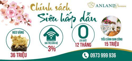 Anland Premium tặng khách hàng heo vàng may mắn cùng chính sách bán hàng hấp dẫn - Ảnh 1