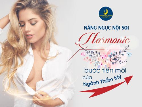 Nâng ngực nội soi Harmonic - Bước tiến mới của ngành thẩm mỹ - Ảnh 1