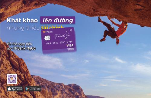 TPBank ra mắt gói sản phẩm FreeGo dành riêng cho tín đồ du lịch - Ảnh 1