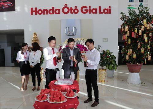 """Honda Ôtô Gia Lai – Rộn ràng """"khai lộc đầu xuân"""" năm Kỷ Hợi - Ảnh 1"""