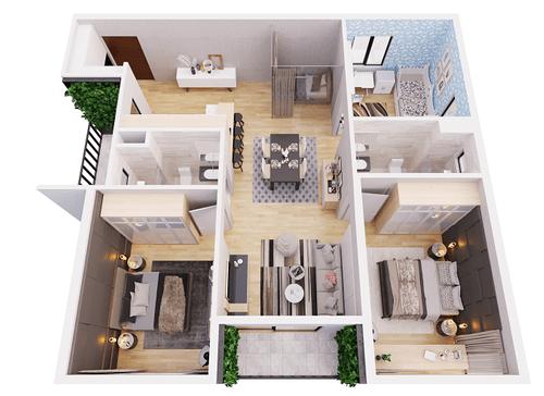 Kỷ nguyên 4.0: Nhà phải là căn hộ thông minh - Ảnh 1