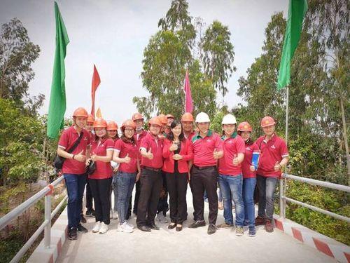 Phuc Khang Corporation & CLB Doanh Nhân Sài Gòn: Bàn giao cầu cho người dân Đồng Tháp - Ảnh 4