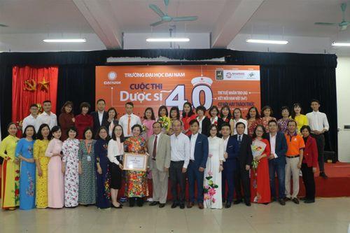 Ngành Dược trước thách thức 4.0 - Cơ hội sáng tạo cho sinh viên Dược ĐH Đại Nam - Ảnh 1