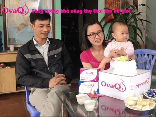 OvaQ1 – SpermQ quảng cáo giúp khỏe trứng mạnh tinh trùng, hỗ trợ mang thai tự nhiên – Thật hay bịa?  - Ảnh 2