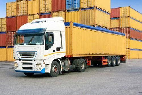 Vận chuyển hàng hóa nội địa bằng container - Ảnh 1